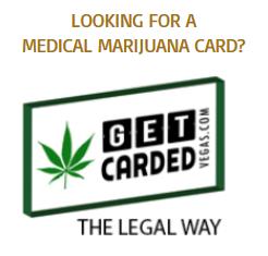 Logo for getcardedvegas.com, the legal way